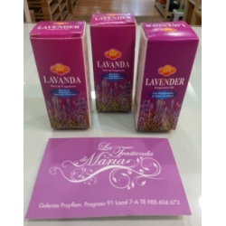 Aceite Aromatico Natural de Lavanda 10ml