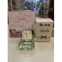Perfume Femenino Bella 100ml- Vídeo demostración