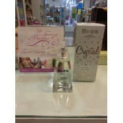 Perfume Femenino Crystal 100ml- Vídeo demostración