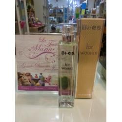 Perfume Femenino Woman 100ml-Vídeo demostración