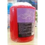 Vela Taco Perfumada Roja