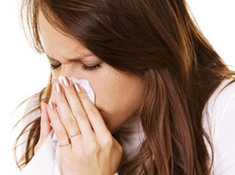 hacer frente a las alergias