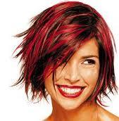 poco riguroso masaje cabello rojo