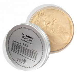 crema de argan marroqui